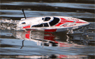 Helion Rivos electric sport RC boat